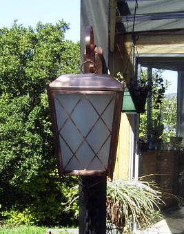 Custom made  Lights and Lanterns